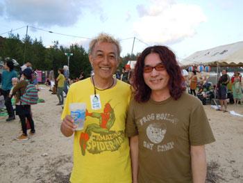 中川五郎さんと
